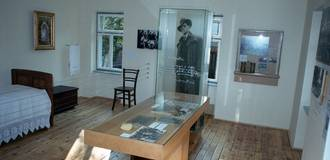 Exhibition on Ivan Goran Kovačić and his Native Land